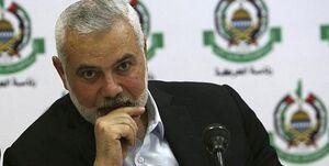 درخواست هنیه برای آزادی زندانیان فلسطینی در عربستان