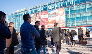 عکس/ نمایشگاه گردشگری مادرید چه بود، چه شد!