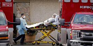 تلفات ویروس کرونا در آمریکا از مرز ۴۵۰ نفر عبور کرد