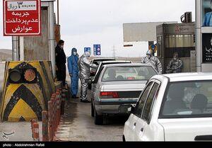 انسداد ۳۶ جاده کشور به دلیل مداخلات جوی
