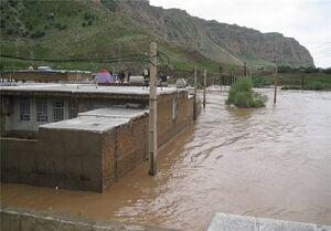 آخرین وضعیت سیل در جنوب کرمان  زهکلوت زیر آب؛ امکان دسترسی به مردم منطقه وجود ندارد