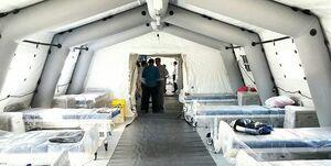 دستور ستادکل نیروهای مسلح به ارتش برای ایجاد نقاهتگاه ۲هزار تختخوابی