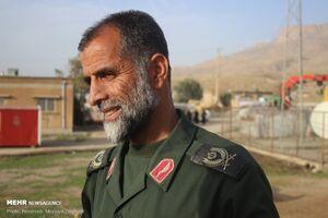 تصاویر دیده نشده از سردار شهید حسین اسداللهی