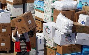 تحویل هفتمین محموله اقلام پزشکی برای مقابله با کرونا به ایران