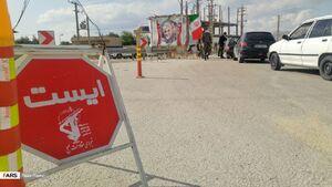 عکس/ تبسنجی و کنترل ورودیهای بوشهر