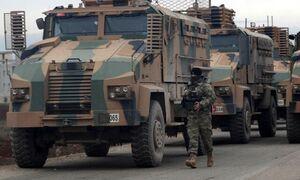 دومین گشتزنی مشترک روسیه و ترکیه در ادلب