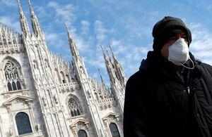 فیلم/ کاروان کارشناسان نظامی روسیه در راه ایتالیا