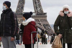فیلم/ موج جدید کرونا در کمین فرانسه