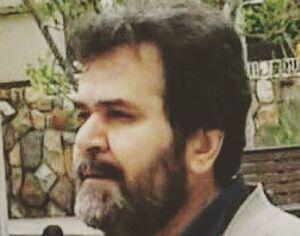 دلنوشته ای  برای درگذشت روزنامه نگار باتجربه +عکس