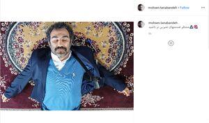 محسن تنابنده: منتظر قسمتهای شیرینتر سریال پایتخت باشید