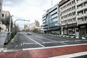 عکس/ آرامش در خیابانهای کرونازده
