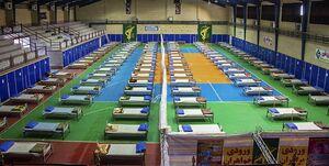 پاسخ اصفهانیها به 48 تخت صحرایی فرانسوی: «نه مرسی!»/ کمبود تخت بیمارستان و کادر درمانی نداریم