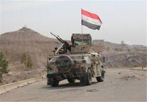 حشد الشعبی نقشه بزرگ تروریستها در صلاح الدین را خنثی کرد