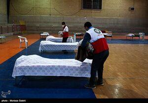 عکس/ نقاهتگاه بیماران کرونا در مبارکه اصفهان