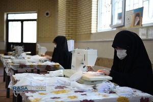 فیلم/ بانوان جهادی مورد اشاره رهبر انقلاب
