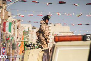 عکس/ رزمایش دفاع بیولوژیک سپاه در اهواز