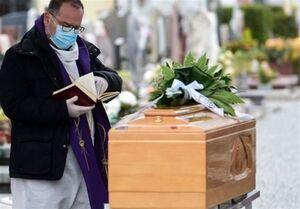 مرگ ۷۵۶ ایتالیایی مبتلا به کرونا طی ۲۴ ساعت گذشته