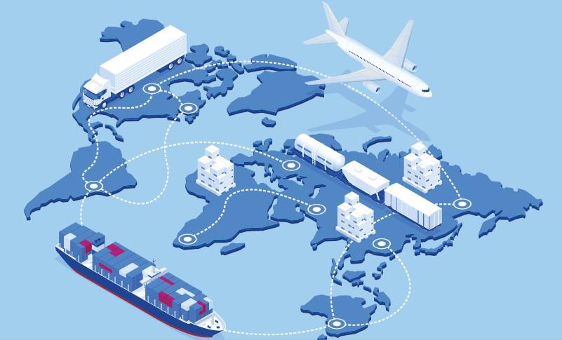 تولید و عرضه جهانی