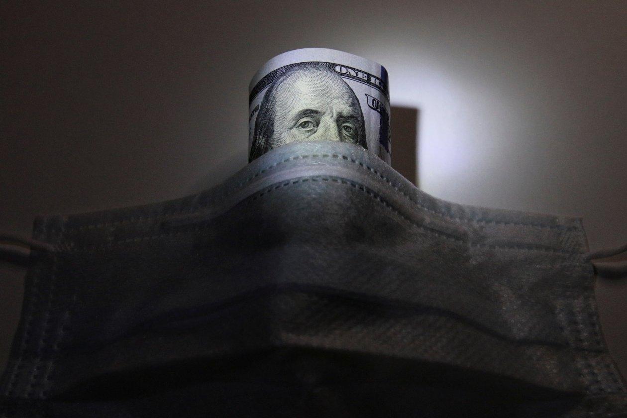 کاپیتالیسم جهانی دلار کرونا