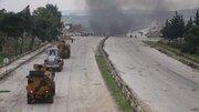 آخرین تحولات میدانی شمال غرب سوریه/ بازی جدید ترکیه برای ادامه ماجراجوییها با نقض توافق آتشبس + نقشه میدانی و عکس