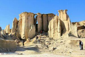 عکس/ دو منظره از هفت عجایب طبیعی«قشم»