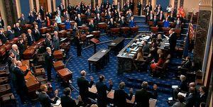 توافق کاخ سفید و سنا بر سر بسته ۲ تریلیون دلاری