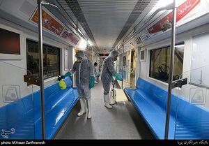 کاهش ۸۰ درصدی درآمد مترو تهران/ ضرر هنگفت حوزه حمل و نقل شهرداری به دلیل کرونا
