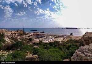 عکس/ جزیرهای در دل خلیج فارس