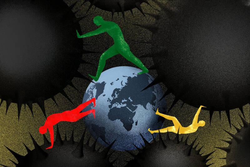 جهانی شدن کرونا ویروس