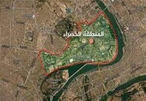 «منطقه سبز» بغداد هدف حمله موشکی قرار گرفت