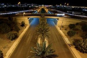 تصاویر هوایی از سکوت در مکه مکرمه
