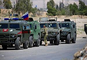 فیلم/ مانور مشترک نیروهای ارتش روسیه و ارمنستان