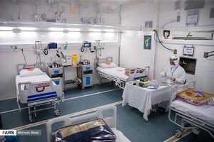 فیلم/ راهاندازی بزرگترین بیمارستان سیار غرب آسیا توسط سپاه