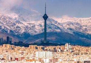 مظنه آپارتمان در مناطق مختلف تهران