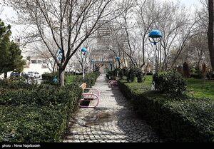 تعطیلی ۲۲۲۶ بوستان در تهران تا اطلاع ثانوی