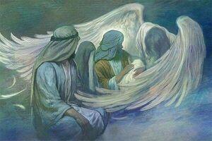 عکس/ اثر جدید حسن روحالامین با عنوان «رهایی»