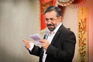 """فیلم/ """"بیعت کردم با تو"""" با نوای محمود کریمی"""