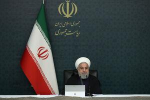 فیلم/ درخواست روحانی از مردم درباره روز ۱۳ فروردین