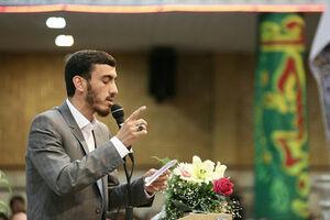 فیلم/ واکنش مداح معروف به نامه موسوی خوئینیها