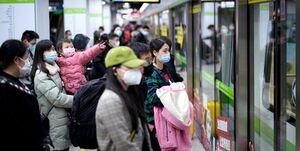 لغو قرنطینه در «ووهان» چین آغاز شد +عکس