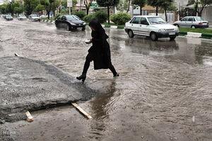هشدار تگرگ و صاعقه در مناطق مرتفع