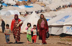 هشدار ۵۰۰۰ پزشک درباره عواقب کرونا در کمپهای پناهجویان