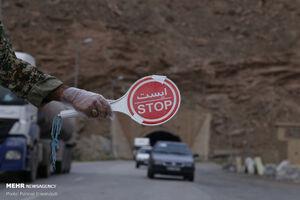 عکس/ اجرای طرح محدودیت تردد در بندرعباس