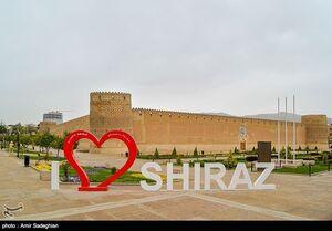 عکس/ اماکن گردشگری شیراز در روزهای کرونایی