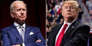 رقابت نزدیک بایدن و ترامپ برای ریاستجمهوری آمریکا