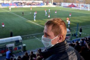در بلاروس علی رغم شیوع کرونا مسابقات فوتبال همچنان برگزار میشوند