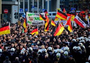 ۸۷۱ حمله به مسلمانان در آلمان ظرف یک سال