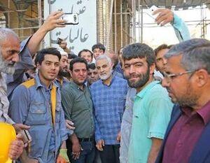 کارنامه یکساله ستادی که یادگار سردار سلیمانی است +عکس