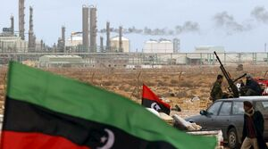 گنج نفتی لیبی در کنترل کدام گروه است؟ / وزنکشی ترکیه، مصر و یونان برای غارت منابع نفتی لیبی+ نقشه میدانی و عکس