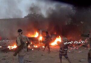 رزمندگان یمنی یک گام دیگر به آزادی مأرب نزدیک شدند +نقشه